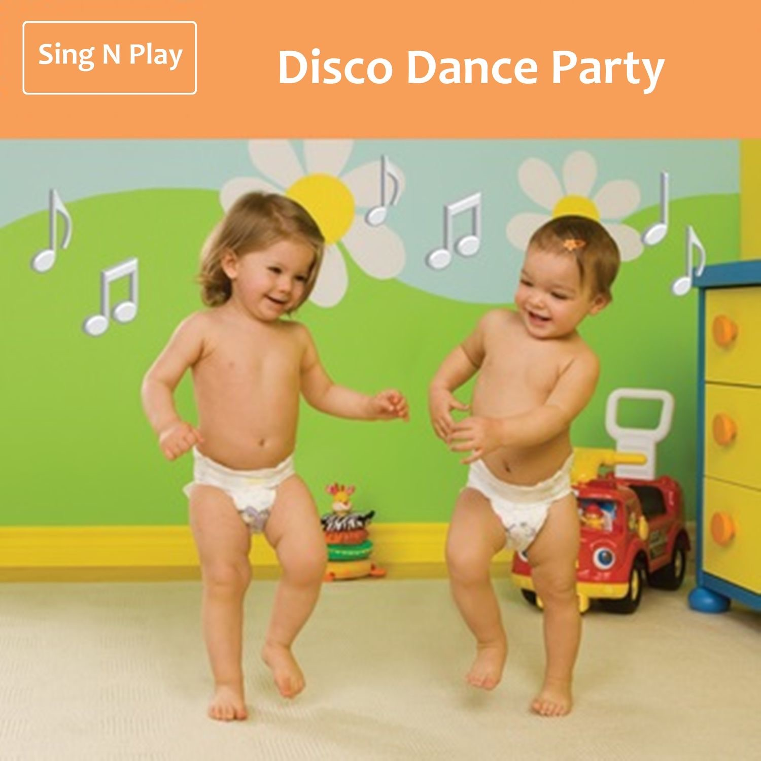 Disco Dance Party