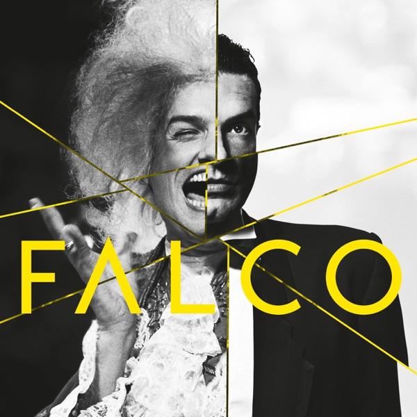 Falco mit Maschine brennt