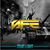 Start a Riot - Single artwork