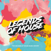 Legends of House - Two Decades of House Music History (Compiled and Mixed by Milk & Sugar)