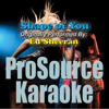 ProSource Karaoke Band - Shape of You (Originally Performed By Ed Sheeran) [Instrumental] artwork