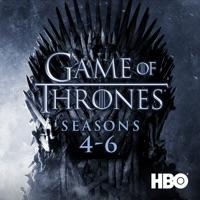 Game of Thrones, Seasons 4-6 English Subtitles Episodes 1-30