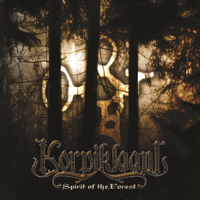 Korpiklaani - Spirit of the Forest artwork
