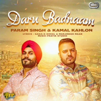 Daru Badnaam (with Pratik Studio) - Single