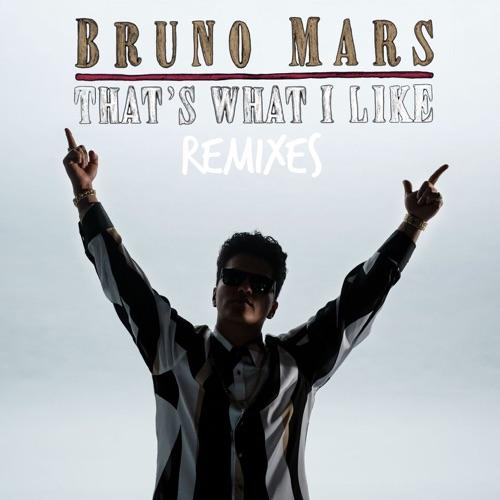 Bruno Mars - That's What I Like (Alan Walker Remix) - Single