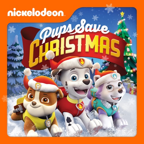 PAW Patrol, Pups Save Christmas image
