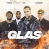 Diaz & Bruno, Jayh & Priceless - Glas kunstwerk