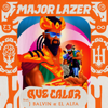 Major Lazer - Que Calor (feat. J Balvin & El Alfa) illustration