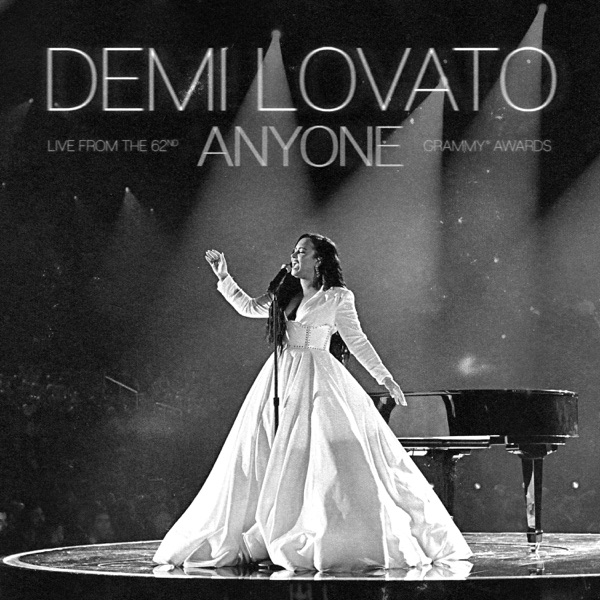 Anyone (Live From The 62nd GRAMMY ® Awards) - Single