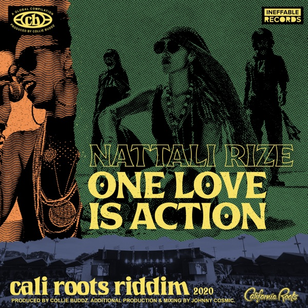 One Love is Action - Single