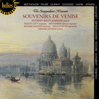 Anthony Rolfe Johnson & Graham Johnson - Souvenirs de Venise artwork