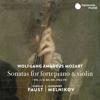 Isabelle Faust & Alexander Melnikov - Mozart: Sonatas for Fortepiano & Violin, Vol. 2  artwork