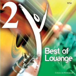 Chants de l'Emmanuel - Best of Louange, Vol. 54