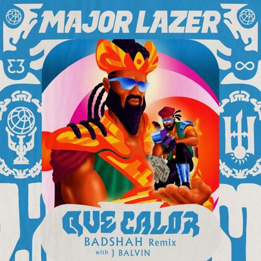Qué Calor (feat. J Balvin) [Badshah Remix] - Single