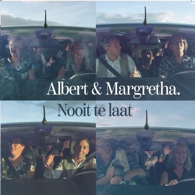 Nooit Te Laat - Single - Albert