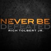 Never Be Defeated (Radio Edit) - Single