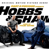 Fast & Furious Presents: Hobbs & Shaw - Official Soundtrack