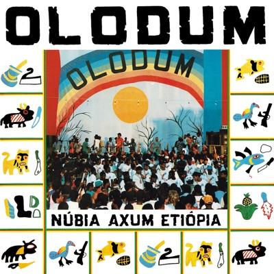 Núbia Axum Etiópia - Olodum