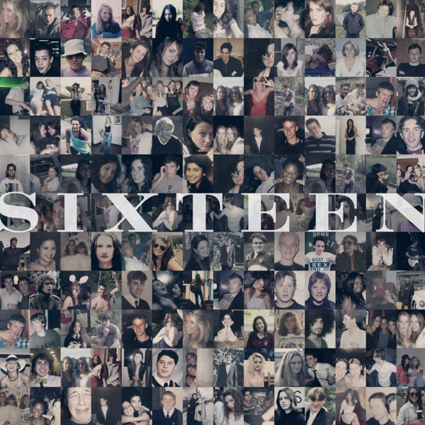 Cover art for Sixteen