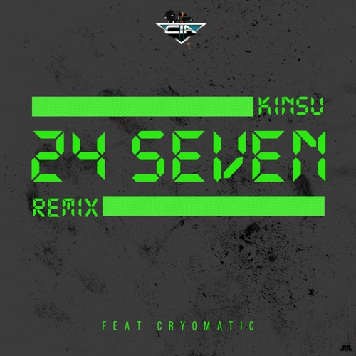 24 Seven (Remix) [feat. Cryomatic] Image
