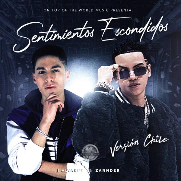 Sentimientos Escondidos (Versión Chile) - Single