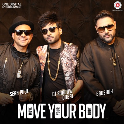 Move Your Body - Single - Sean Paul