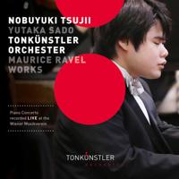 辻井伸行, 佐渡 裕, Tonkünstler-Orchester & Neue Wiener Stimmen - Ravel & Debussy: Works (Live) artwork