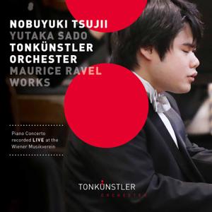 辻井伸行, 佐渡 裕, Tonkünstler-Orchester & Neue Wiener Stimmen - Ravel & Debussy: Works (Live)