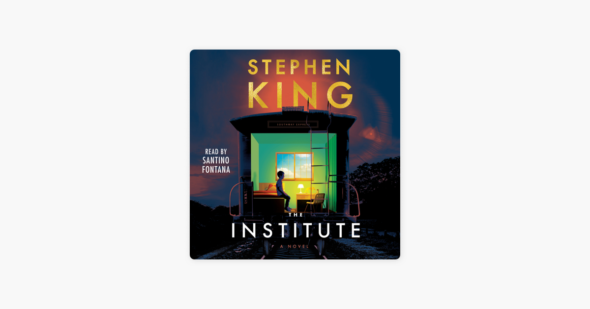 The Institute (Unabridged) - Stephen King