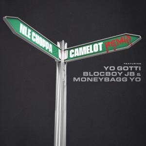 NLE Choppa - Camelot (Remix) [feat. Yo Gotti, BlocBoy JB & Moneybagg Yo]