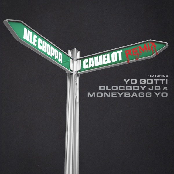Camelot (Remix) [feat. Yo Gotti, BlocBoy JB & Moneybagg Yo] - Single