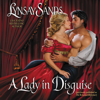 Lynsay Sands - A Lady in Disguise  artwork