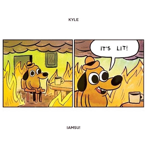 It's Lit (feat. IAMSU!) - Single