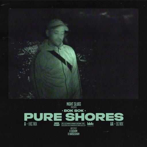 Pure Shores - Single by Bok Bok