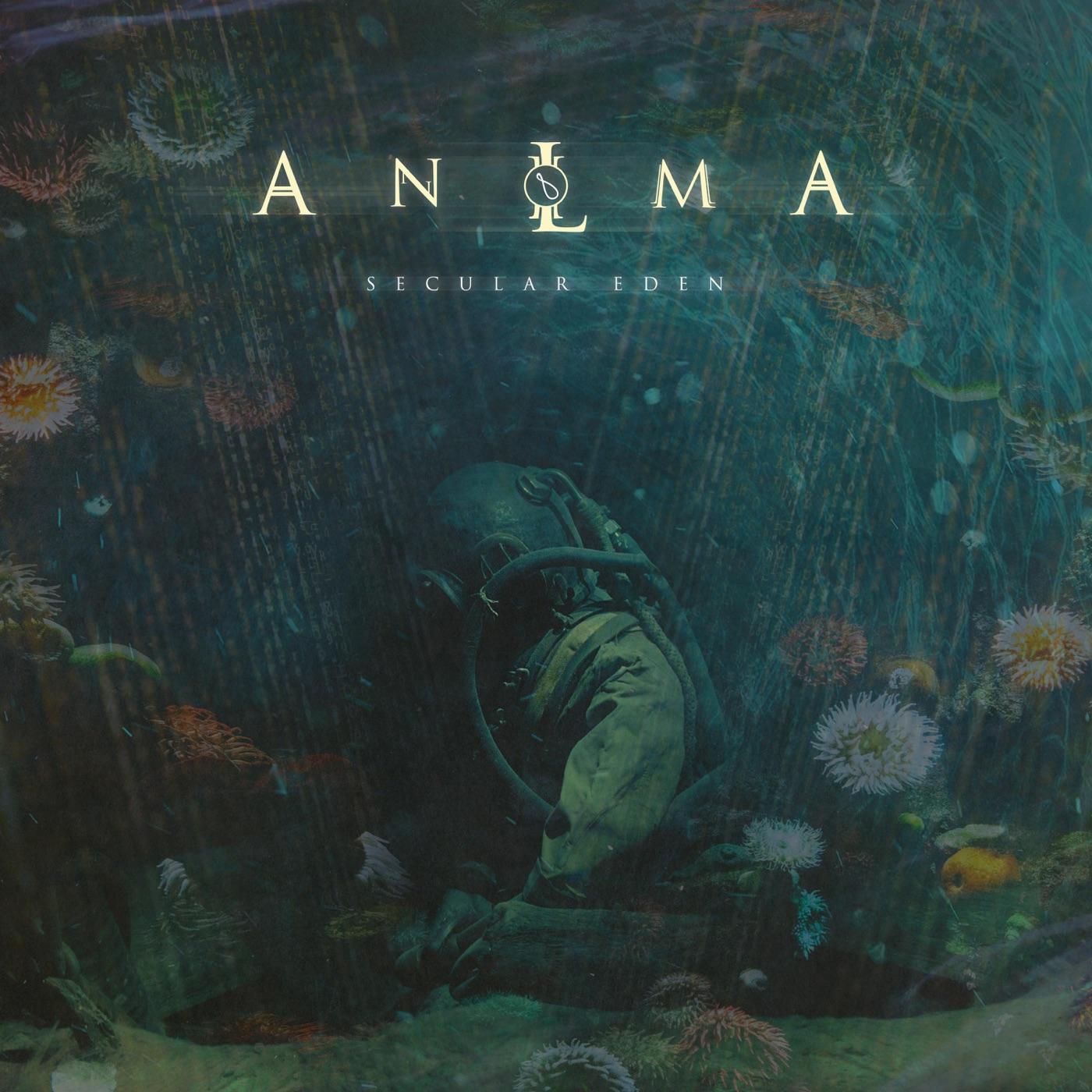 Anlma - Secular Eden (2019)