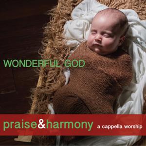 Keith Lancaster & The Acappella Company - Wonderful God: Praise & Harmony (A Cappella Worship)
