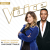 Maelyn Jarmon & John Legend - Unforgettable (The Voice Performance)