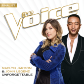 Unforgettable (The Voice Performance)-Maelyn Jarmon & John Legend