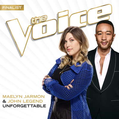 Unforgettable (The Voice Performance) - Maelyn Jarmon & John Legend song