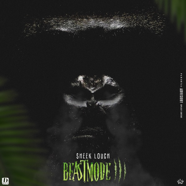 iTunes Artwork for 'Beast Mode, Vol. 3 - EP (by Sheek Louch)'