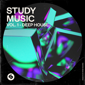 Various Artists - Study Music, Vol. 1: Deep House (Presented by Spinnin' Records)
