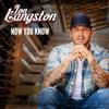 Jon Langston - Now You Know - EP  artwork