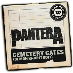 Pantera - Cemetery Gates (Demon Knight Edit) [Radio Edit]