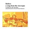 Traditional Bailero arranged for alto and guitar Single