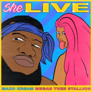 She Live (feat. Megan Thee Stallion) - Single Mp3 Download