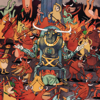 Dance Gavin Dance - Afterburner  artwork