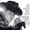 Christian Nodal - De los Besos Que Te Di ilustraciГіn