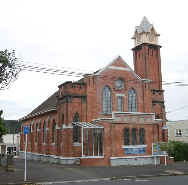 Sermon Recordings (ENG) - Chinese Methodist Church in New Zealand Incorporated