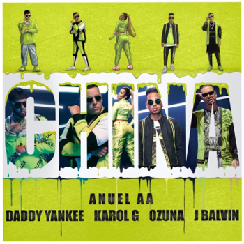Anuel AA, Daddy Yankee & Karol G China (feat. J Balvin & Ozuna) music review