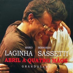 Mário Laginha & Bernardo Sassetti - Abril a Quatro Mãos (Grandolas)